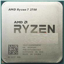 AMD RYZEN 7 2700 3.2GHz AM4 Desktop TRAY CPU